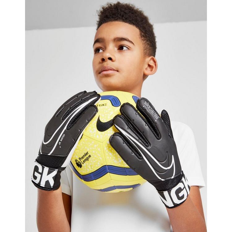 Nike Gants de Gardien de But Football Match Enfant