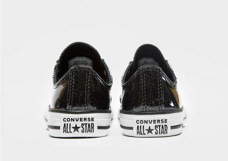 Buy Black Converse All Star Ox Children | JD Sports