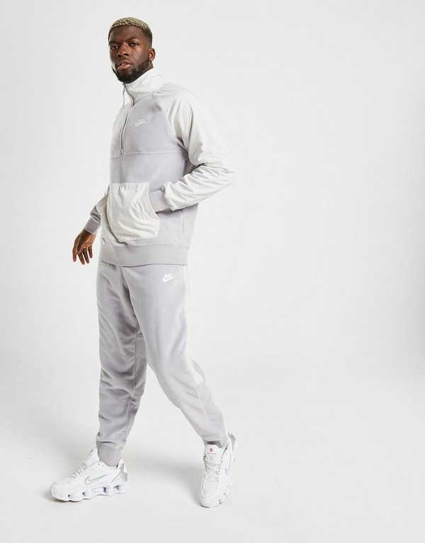 nike sweatshirt sportswear winter 1/2 zippé homme