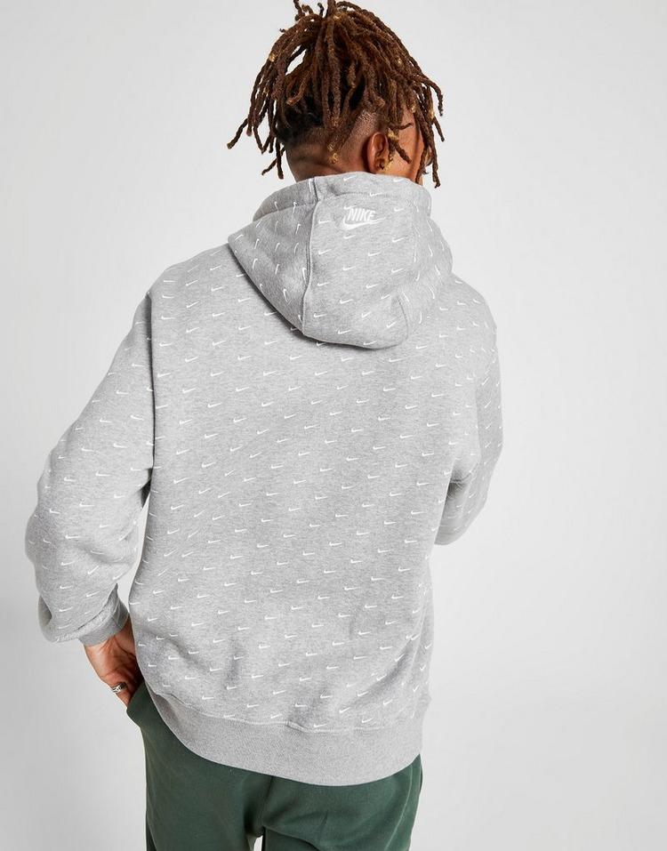 nike hoodie all over swoosh