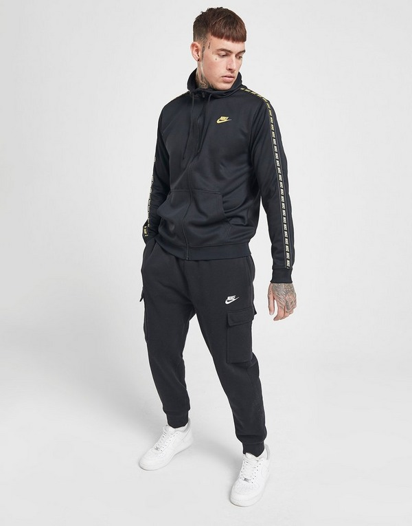 Nike Casaco com capuz Tape Poly Full Zip para Júnior | JD Sports