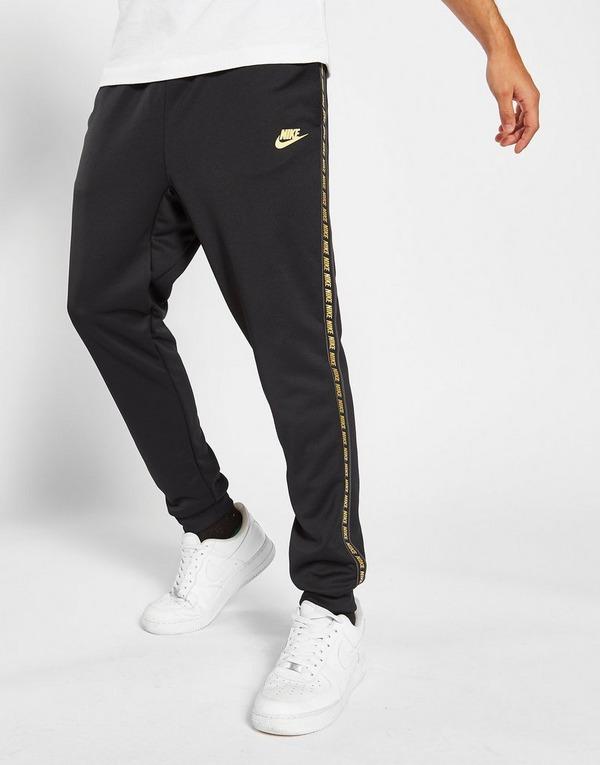 crimen plato localizar  Buy Black Nike Air Max Poly Tape Track Pants Junior | JD Sports