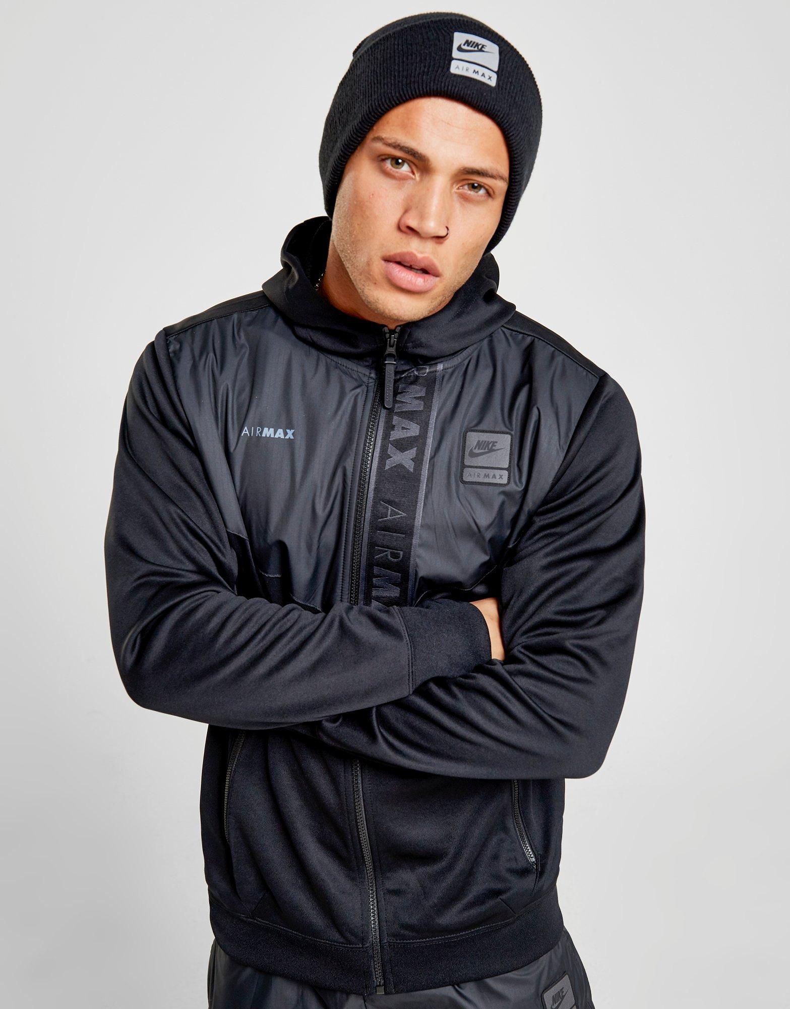 Nike Air Max Full Zip Hoodie Herre | JD Sports