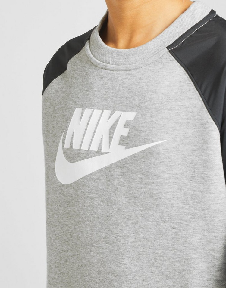 Nike Hybrid Crew Sweatshirt Junior | JD