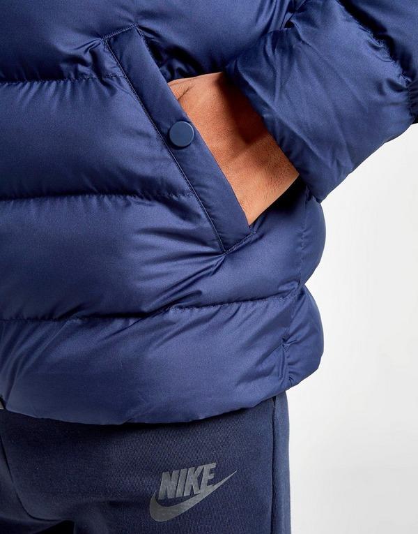 Koop Blauw Nike Sportswear Padded Jacket Junior | JD Sports
