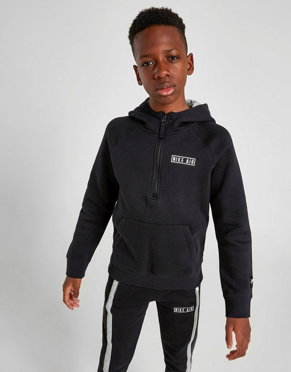 Acherter Noir Nike Sweat à capuche Air 12 Zippé Junior | JD