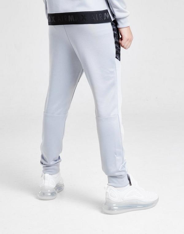 crimen telegrama Correctamente  Nike Air Max Poly Tape Track Pants Junior | JD Sports