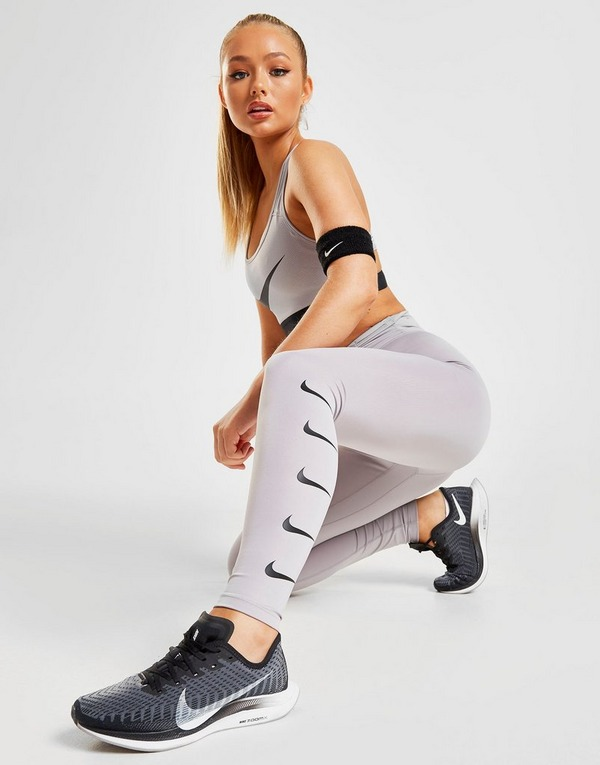 Nike Brassière d'entraînement Swoosh Mesh Femme