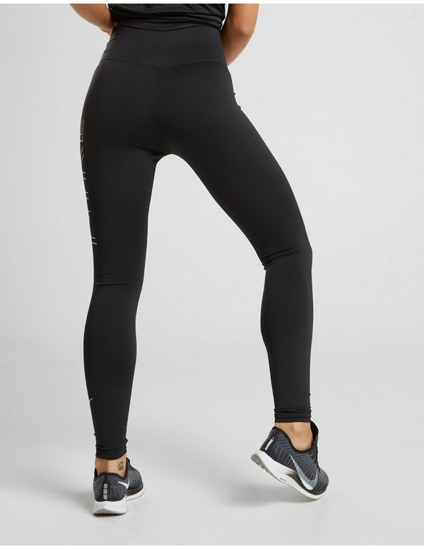 Nike Running Hybrid Metallic Tights