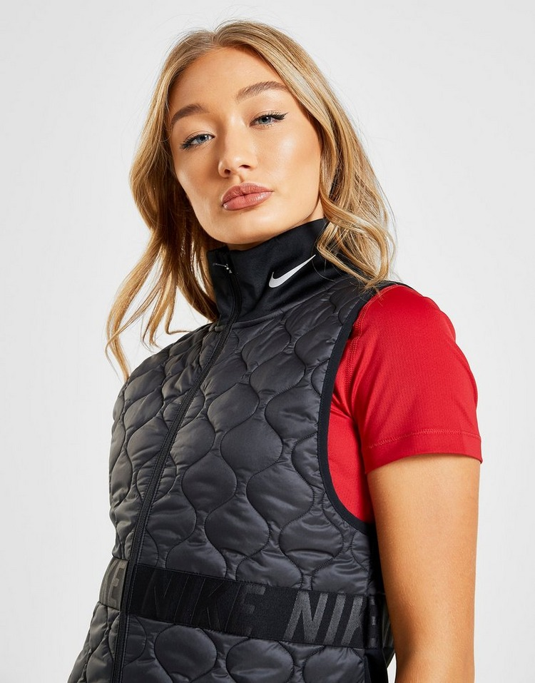 Nike Running Quilted Vest Jacket