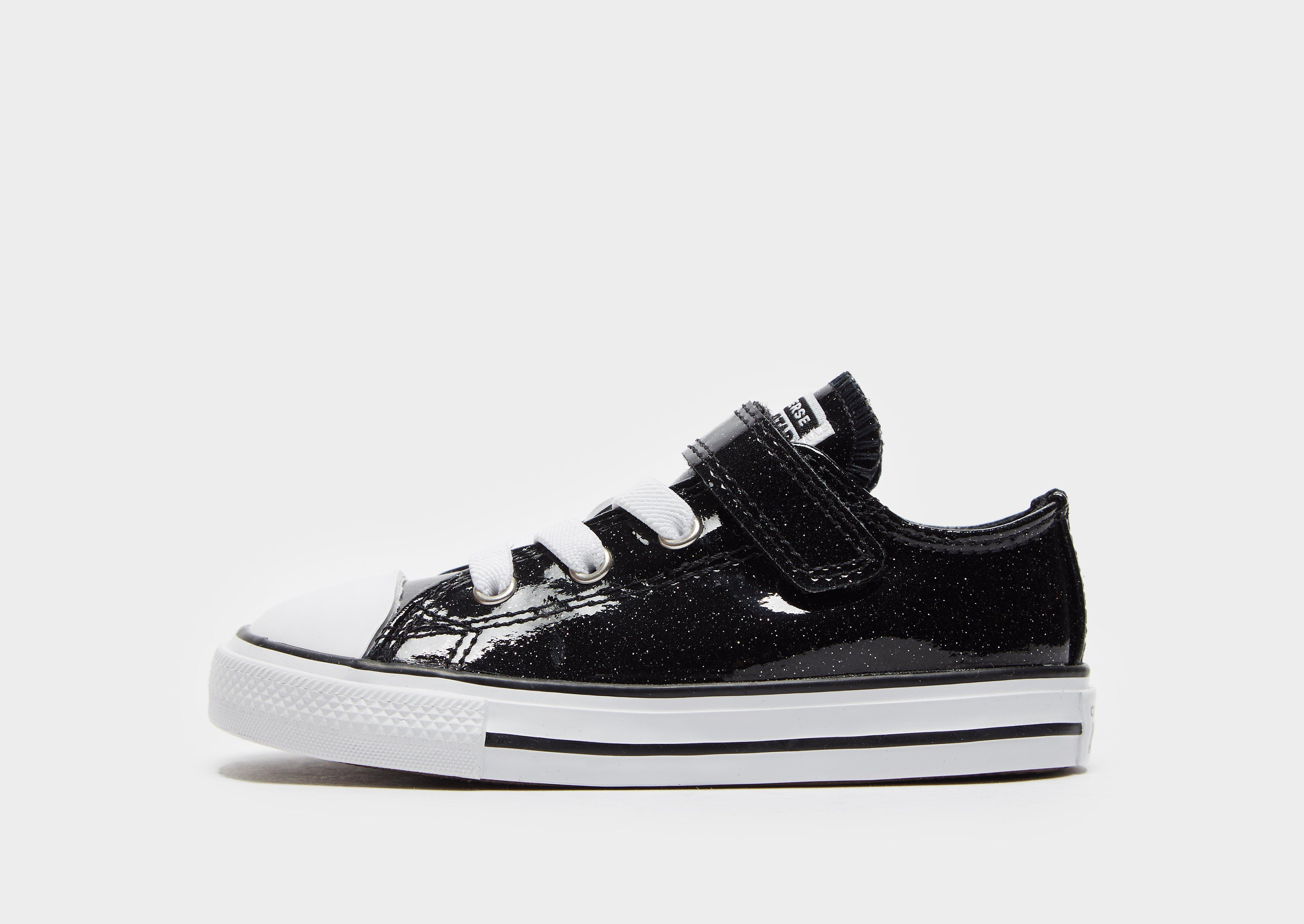 Converse 742888 All Star Velcro Ox for Infants Jungle Green REDUCED 30%