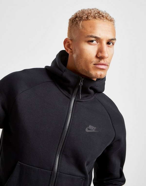Acherter Noir Nike Sweat à capuche Tech Winter Zippé Homme