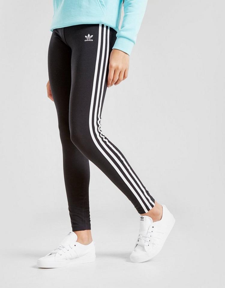 sustantivo escalar convergencia  Buy adidas Originals Girls' 3-Stripes Leggings Junior | JD Sports