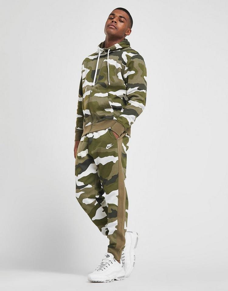 Nike Camo Track Pants