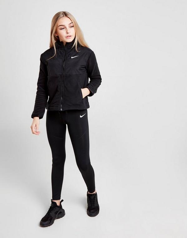 nike sportswear womens full zip logo hoodie jd sports