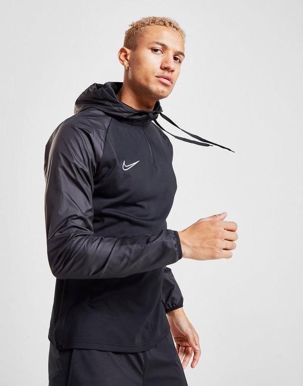 Acherter Noir Nike Sweat à capuche Academy Winter Homme | JD
