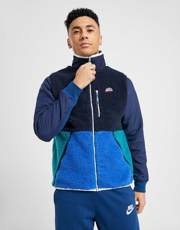 nike sherpa fleece homme