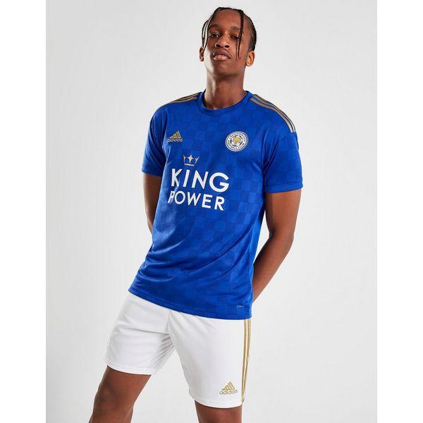 adidas Leicester City FC 19/20 Home Shirt