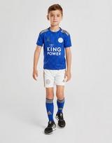 adidas conjunto Leicester City FC 19/20 1ª. equipación infantil