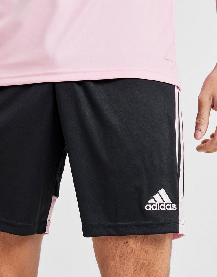 adidas pantalón corto Leicester City FC 19/20 2.ª equipación