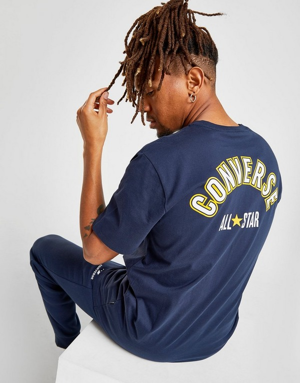 Converse Back Arch Logo T-Shirt