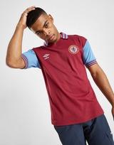 Score Draw camiseta Aston Villa FC '80 1.ª Equipación
