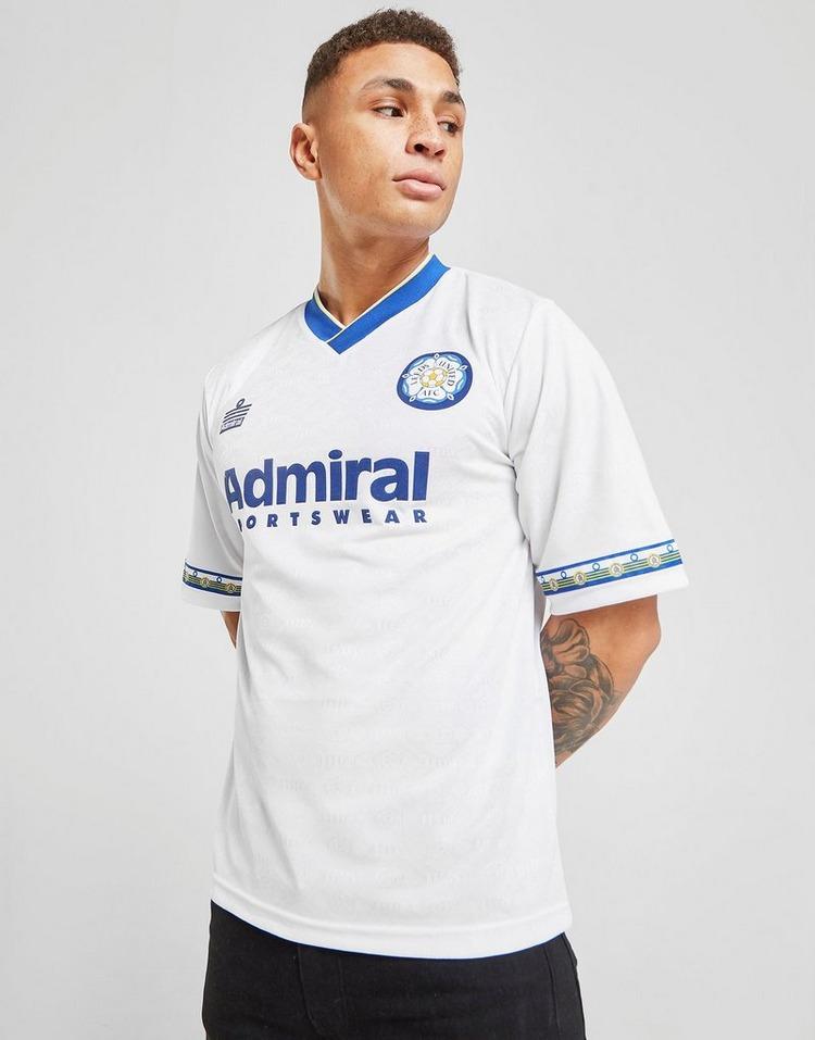 Score Draw Leeds United FC '93 Home Shirt Heren