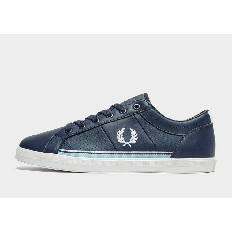 Fred Perry Baseline Perforated