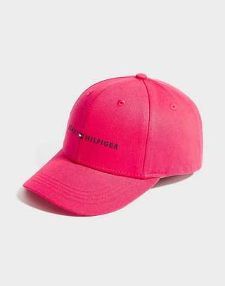 Tommy Hilfiger Centre Logo Cap Junior