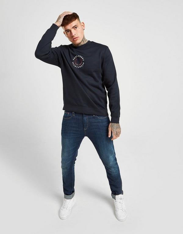 Fred Perry Global Logo Sweatshirt