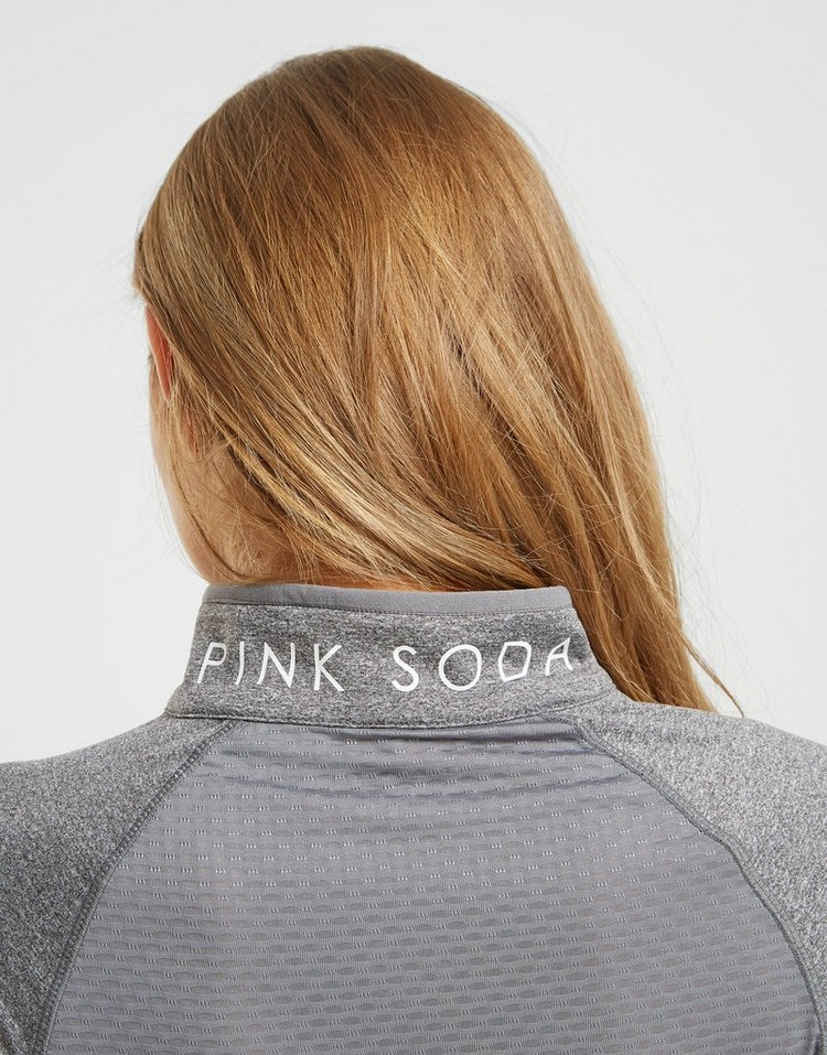 Pink Soda Sport Core 1/4 Zip Top Dames