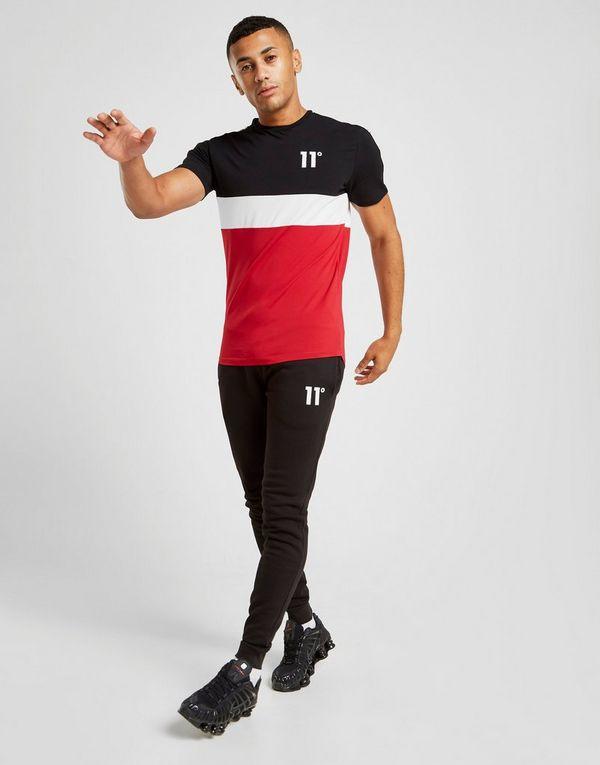 11 Degrees Domino T-Shirt