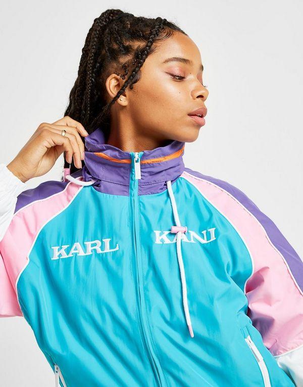 Karl Kani Retro Colour Block Jacket