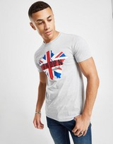 Official Team London Map Short Sleeve T-Shirt