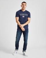 Official Team London Flag Short Sleeve T-Shirt