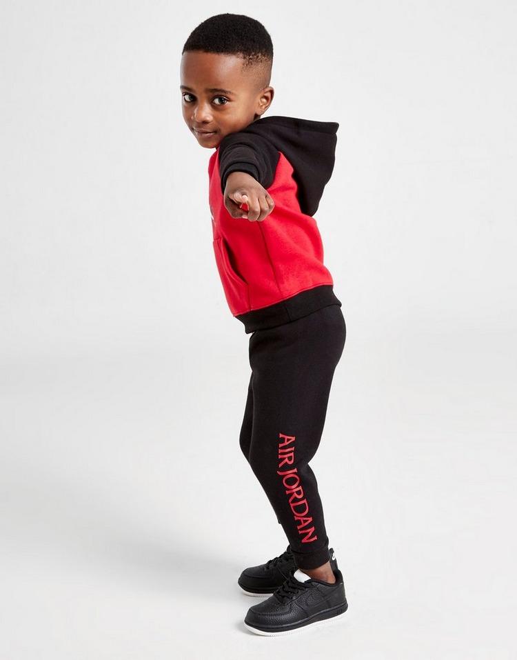 Jordan Jumpman Overhead Hooded Tracksuit Infant