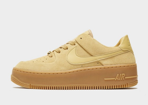 Acquista Nike Air Force 1 Sage Low Donna in Marrone | JD Sports