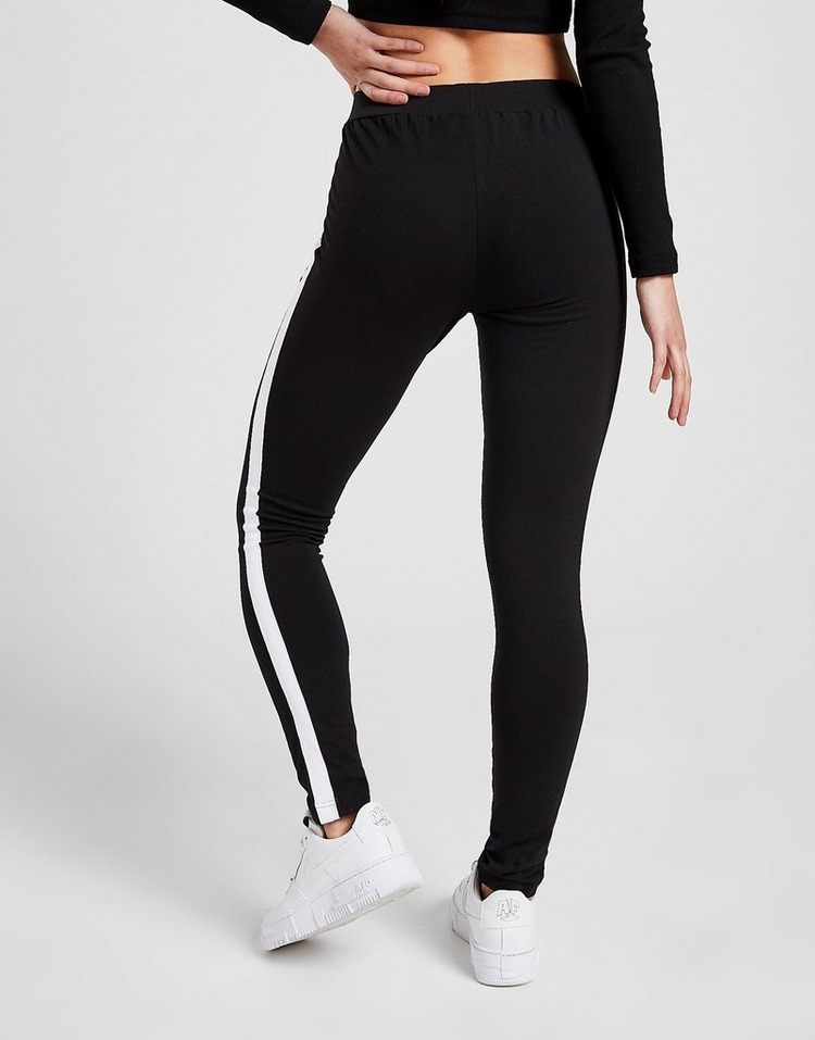Gym King Stripe Panel Leggings