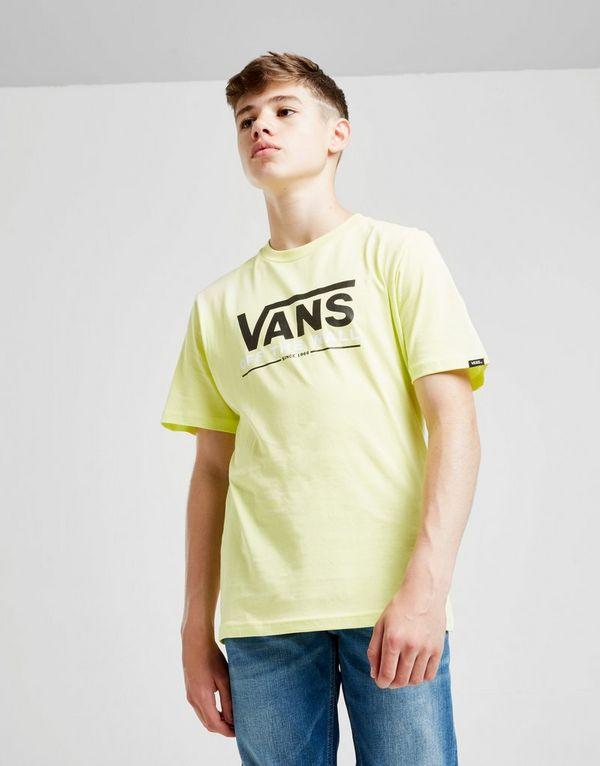 84b509bb6c Vans Flying V T-Shirt Junior