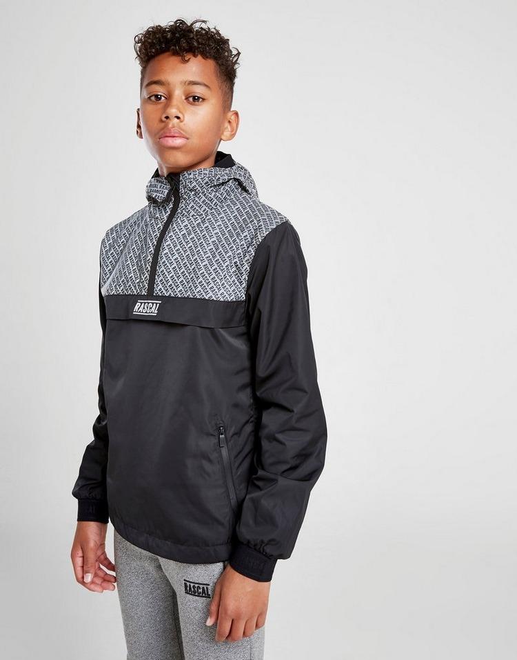 Rascal Compound 1/4 Zip Jacket Junior