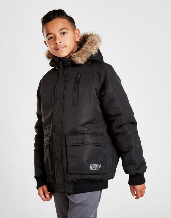 Rascal Atomic Parka Jacket Junior