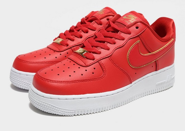 Koop Rood Nike Air Force 1 '07 LV8 Dames | JD Sports