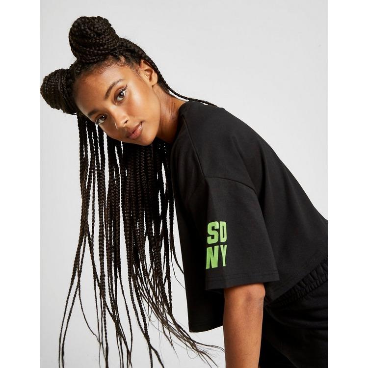 Supply & Demand Astro Crop T-Shirt
