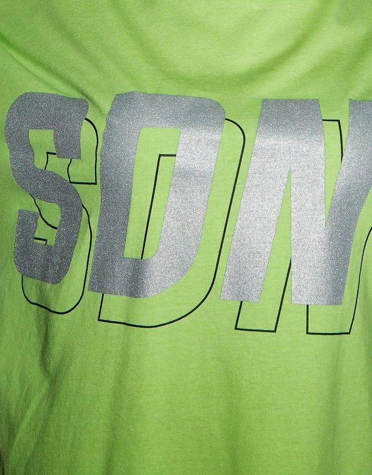 Supply & Demand Rider Oversized Reflective T-Shirt