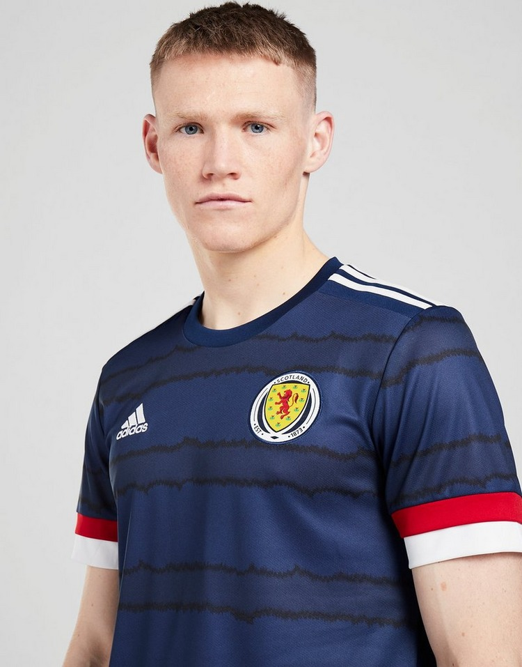 adidas Scotland 2020 Home Shirt