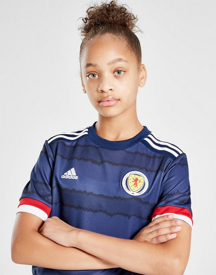 adidas Scotland 2020 Home Shirt Junior