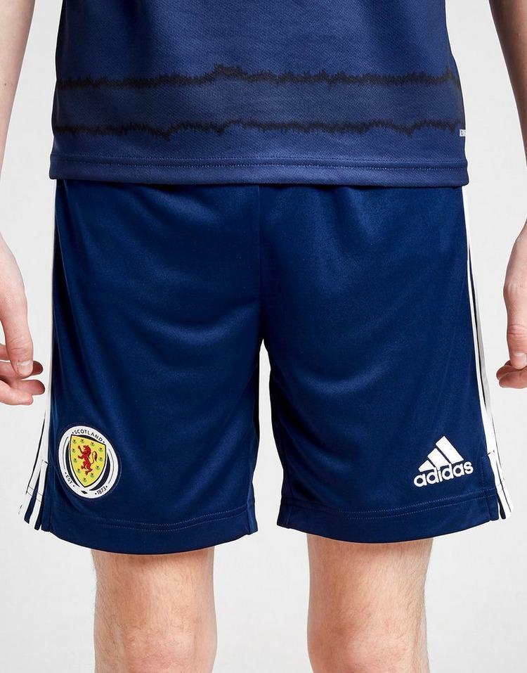 adidas Scotland 2020 Home Shorts Junior