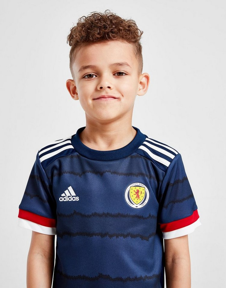 adidas Scotland 2020 Home Kit Children