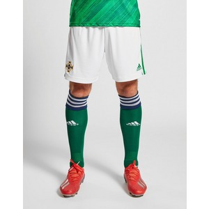 adidas Northern Ireland 2020 Home Shorts Heren