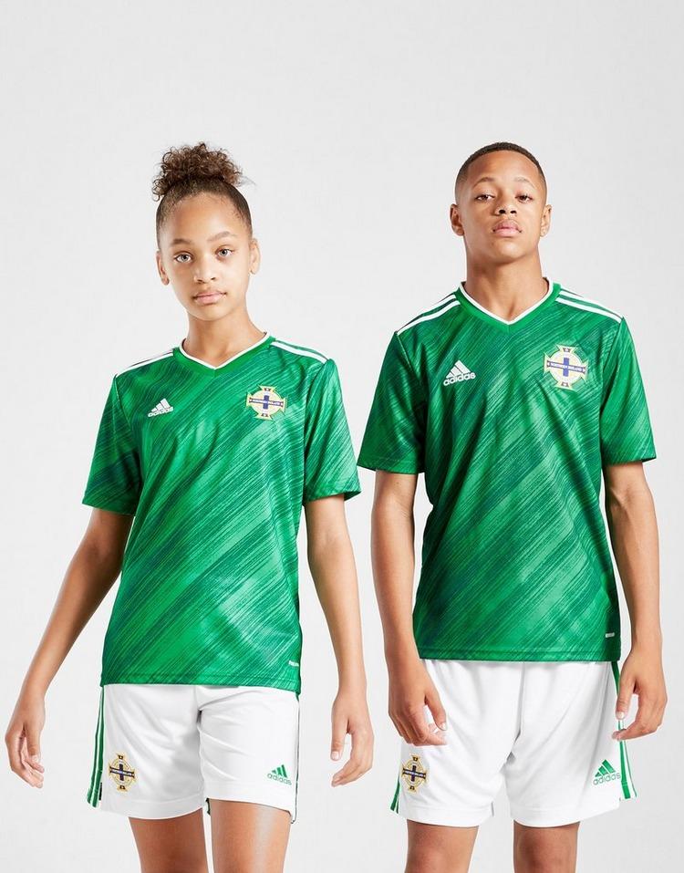 adidas Maillot Irlande du Nord 2020 Junior